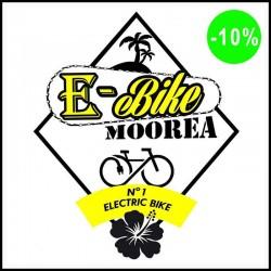 E-BIKE MOOREA