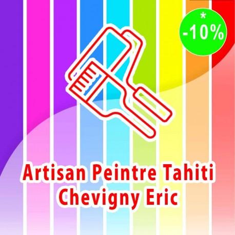 ARTISAN PEINTRE TAHITI ERIC CHEVIGNY