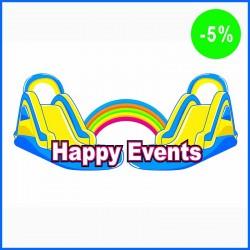 HAPPY EVENTS TOBOGGANS TAHITI