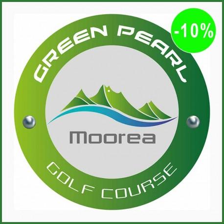 GREEN PEARL GOLF COURSE MOOREA