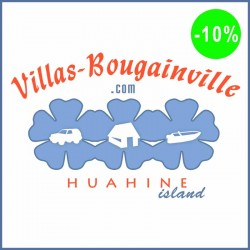 VILLAS BOUGAINVILLE HUAHINE