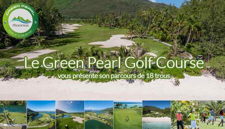 GREEN PEARL GOLF COURSE MOOREA