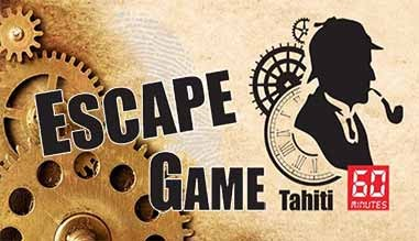 ESCAPE GAME TAHITI